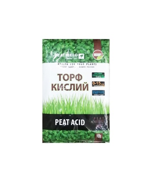 Peatfield торф кислий 10 л